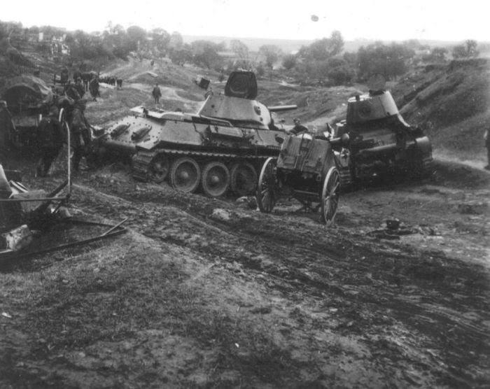 Вторая мировая война глазами немецких